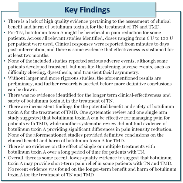 Key Findings 1