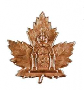 CADC Cap Badge 1915