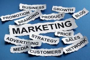 bigstock-Marketing-concept-torn-newspap-43442689